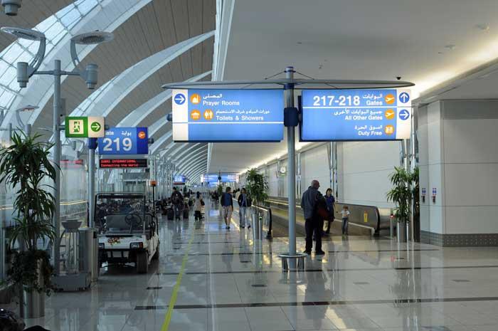 10 tips to get through quickly Dubai International Airport