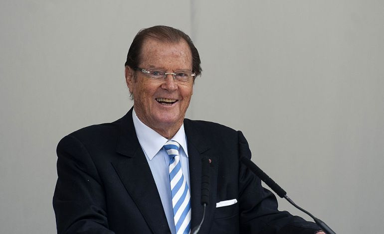 Roger Moore died at 89