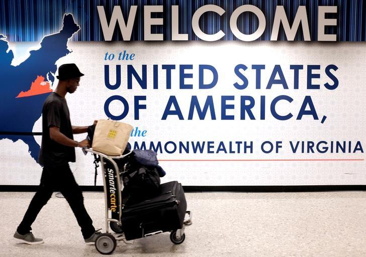 Airlines get ready for new U.S. security rules from Thursday