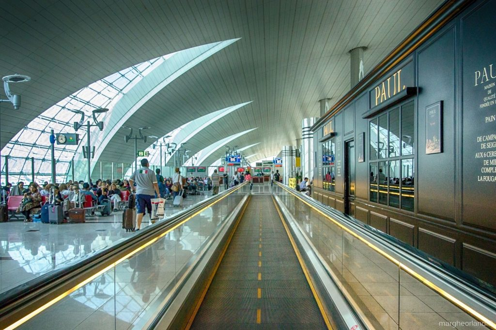 Dubai International Airport - Dubai (United Arab Emirates)