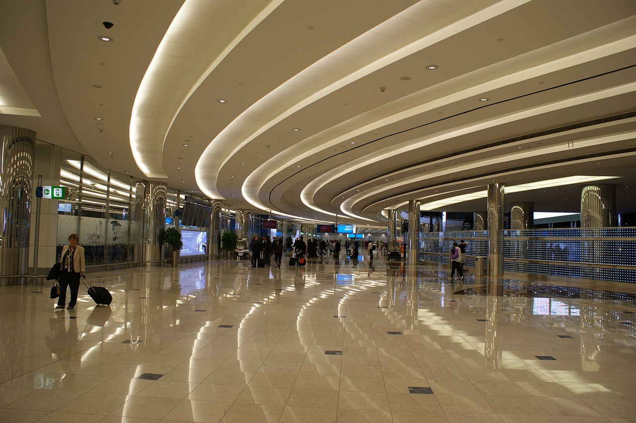 Dubai International Airport - Dubai (United Arab Emirates)