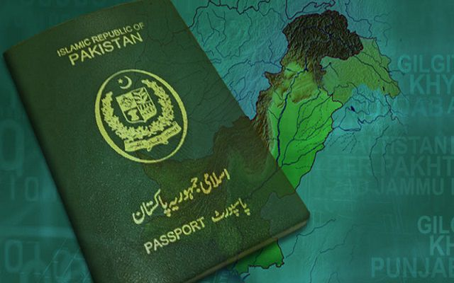 Steps for applying Pakistani passport