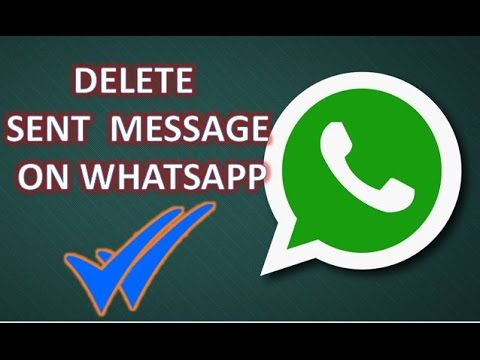 WhatsApp - Delete Message for Everyone feature rolls out
