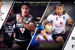 Lebanon vs Tonga Live Stream Video - 2017 Rugby League World Cup Quarterfinal