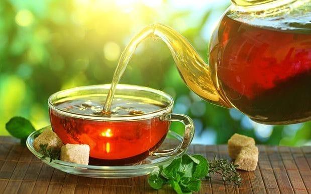 Top 10 health benefits of Detox Tea