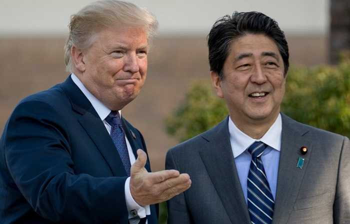 Top 5 cultural moments from President Trump's official visit to Japan