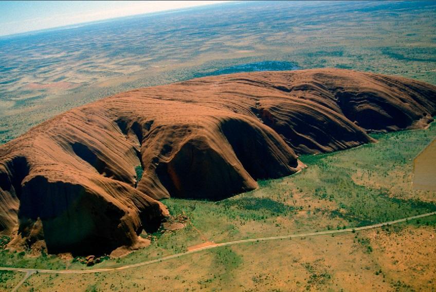 Tourists banned from climbing Uluru in Australia