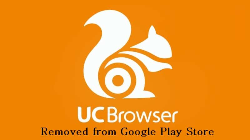 UC Browser removed from Google Play Store for 30 days