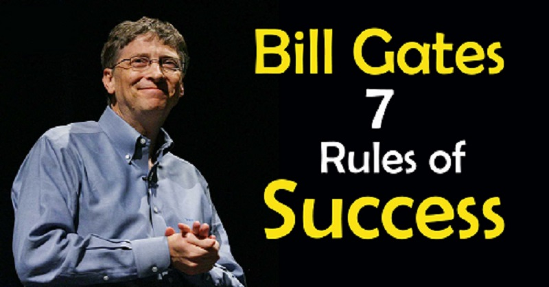 about bill gates success story