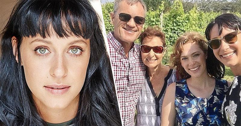 Australian actress Jessica Falkholt died