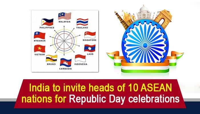India Republic Day celebrations invite to 10 Asean nations