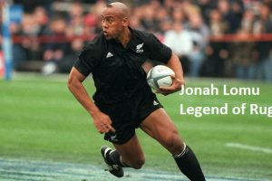 Jonah Lomu-The Legend of Rugby
