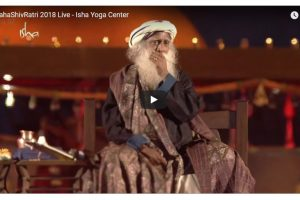 Live Video- Isha Yoga Center - MahaShivRatri 2018