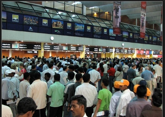 UAE airlines may cancel or divert flights at Dubai International Airport.
