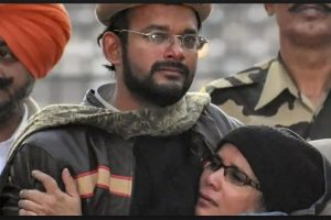 Hamid Nehal Ansari returned to India after 6 years from Pakistan
