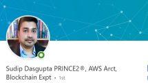 Sudip Dasgupta - LinkedIn Influencer to follow for Jobs & Motivation