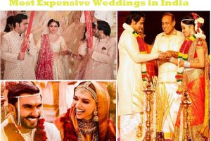 This Marriage Cost 7,00,35,00,000 Indian Rupees - Most Expensive Weddings in India