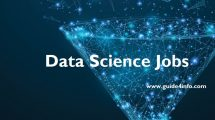 Apply for These Data Science Job's at www.Guide4info.com in India & Foreign country