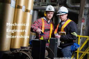 Paid internship for Mechanical Engineers at www.guide4info.com & Apply Quickly