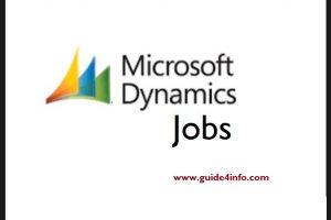 Microsoft Dynamics Job in India