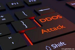 DDoS www.guide4info.com Attack