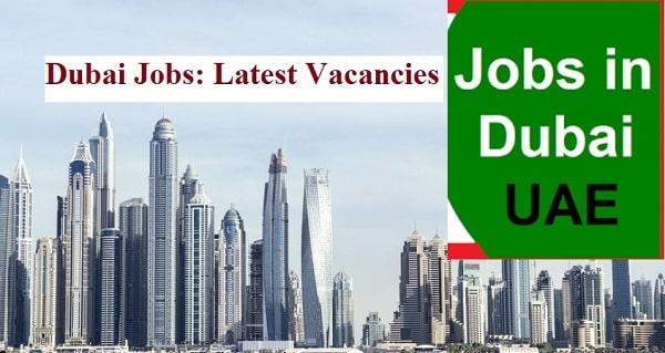 Dubai Jobs www.guide4info.com Vacancies