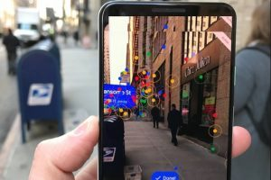Visual Positioning www.guide4info.com System