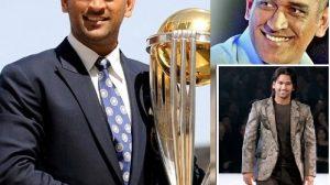 Cricket Legend MS Dhoni