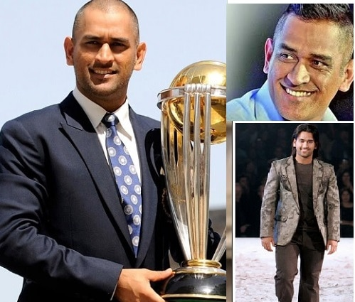 Cricket Legend MS Dhoni