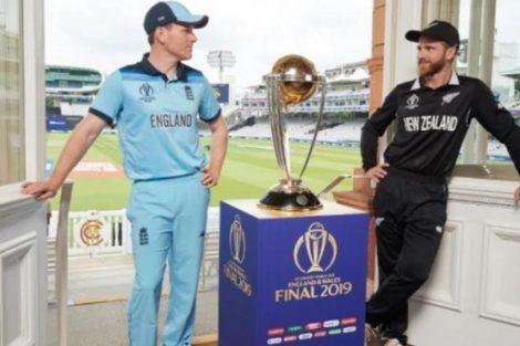 Live match England vs New Zealand World Cup Final 2019