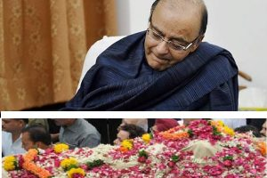 arun Jaitely died