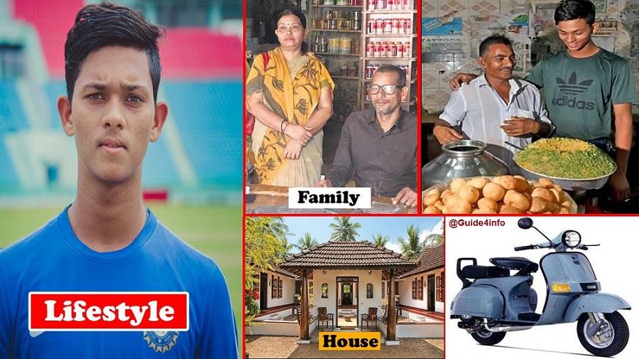 Yashasvi Jaiswal Guide4info